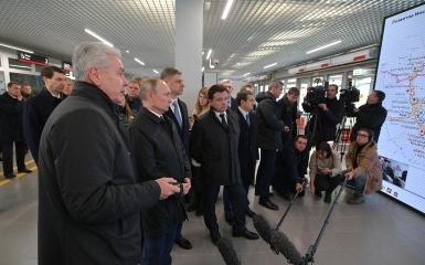 Проект IT City в Одинцовском районе Подмосковья вырос до 900 тысяч кв. м