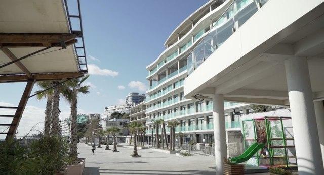 В Крыму запретили сделки с недвижимостью у береговой линии