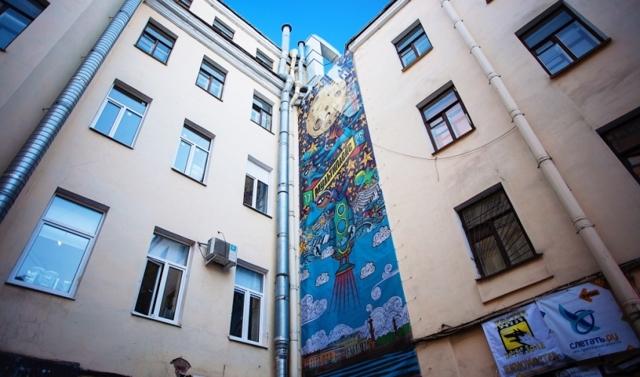 В Петербурге ДК имени Газа превратят в креативный кластер
