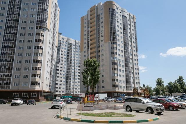 В Воронеже новые квартиры построят в старом районе