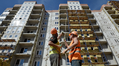 Россияне активно берут ипотеку, а в это время ставки по ней снижаются