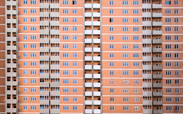 В 2021 году в России ввели почти столько же жилья, что в 2021-м