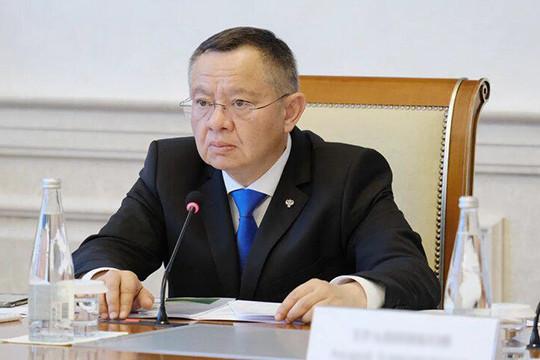 Минстрой возглавил новый руководитель