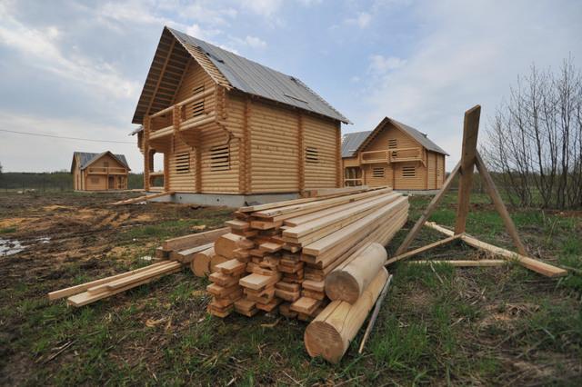 Предложение: выдавать субсидии на покупку деревянных домов