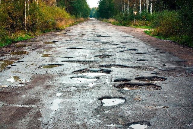 Специалисты назвали города с лучшими и худшими дорогами