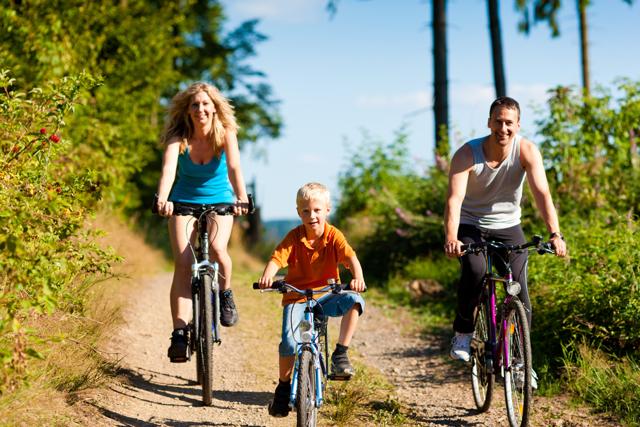 Как снять дом на лето для всей семьи?