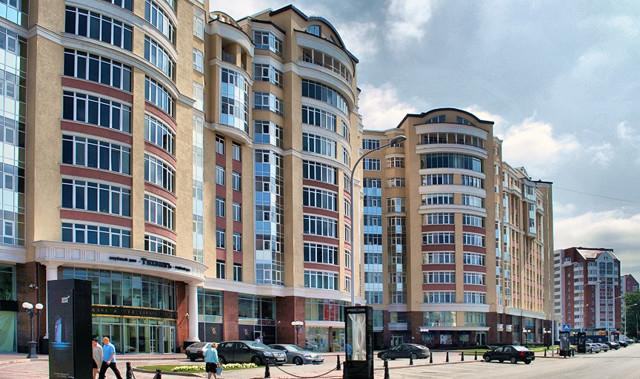 В центре Екатеринбурга построят элитный жилой квартал