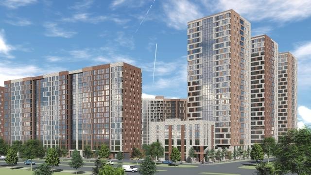 В Казани завершается строительство 1 очереди крупнейшего ЖК бизнес-класса