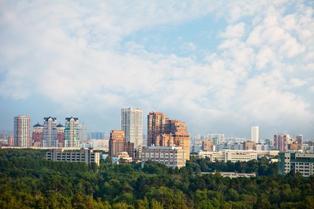 С начала года квадратный метр в России подорожал на 6,1%