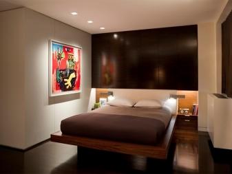 Дизайнер советует, как обставить спальню без окон